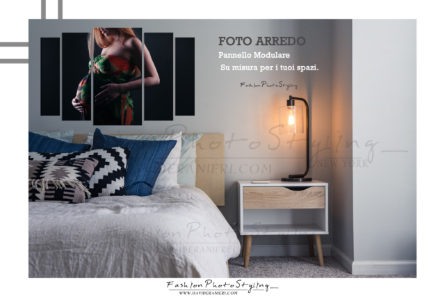 Stampa modulare 100x150 cm Arredo